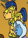 Friends Forever issue 9 Alicorn Flash Sentry