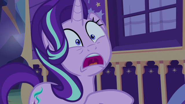 """File:Starlight Glimmer """"a changeling!"""" S6E25.png"""