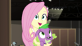 """Fluttershy """"Chestnut Magnifico is an avid supporter"""" EGS2.png"""