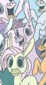 Mane 6 as Donkeys - Twilight Sparkle