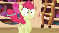 Apple Bloom shocked S2E06