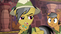 Daring Do glares at Quibble Pants again S6E13.png
