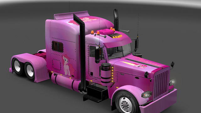 File:FANMADE ETS2 Pete 389 Custom - Pinkie Pie Skin 8.png