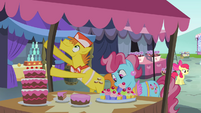 Mr. and Mrs. Cake S4E23