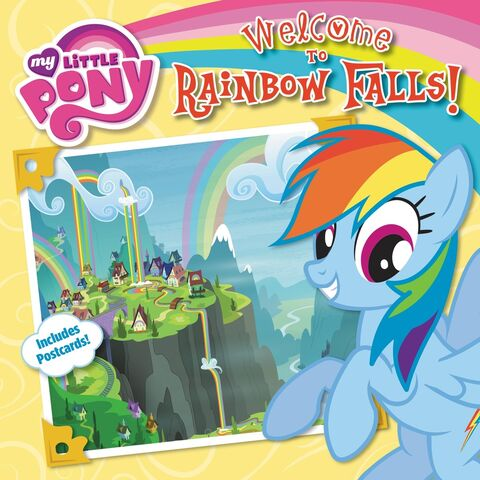 File:My Little Pony Welcome to Rainbow Falls! storybook cover.jpg