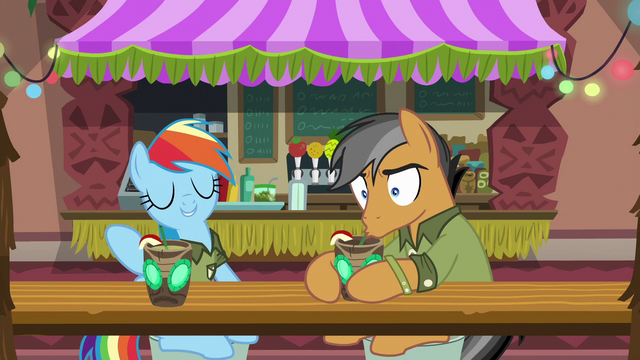 File:Rainbow makes a suggestion; Quibble stunned S6E13.png