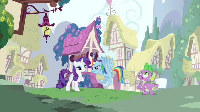 File:Rarity & Rainbow Dash hanging out S3E11.png
