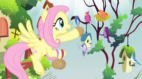 Finnish My Little Pony Music In The Treetops HD