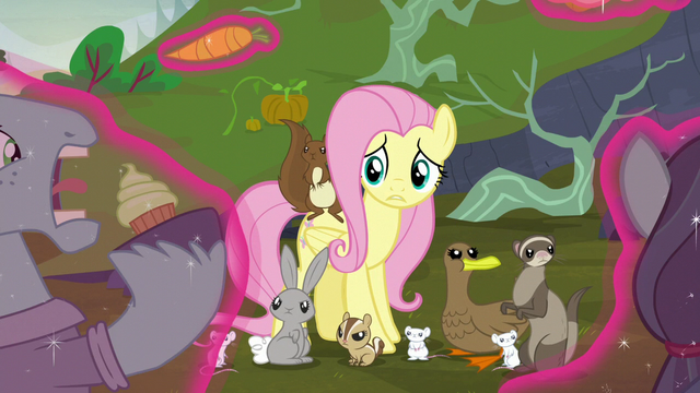 "File:Fluttershy ""if not for yourselves"" S5E23.png"