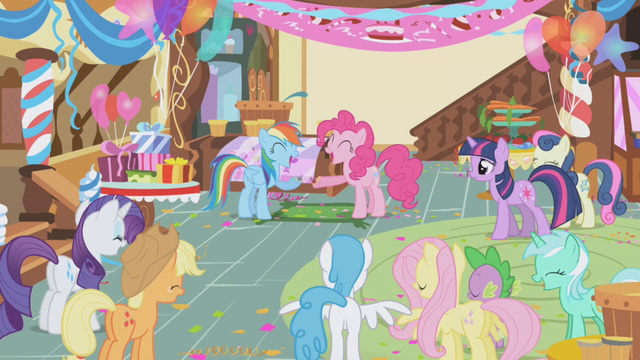 File:Jovial laughter at the party S1E05.png