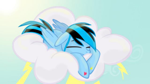 File:FANMADE Lightning Dash sleeping.png