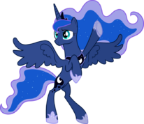 FANMADE Luna Eclipsed vector