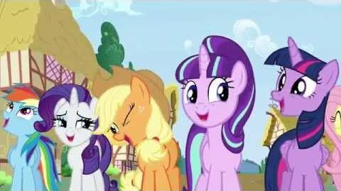 MLP FiM Music Friends Are Always There For You HD
