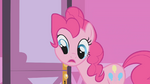Pinkie Pie worried about Rarity S01E14