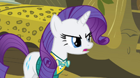 Rarity 'but this is no laughing matter!' S4E14