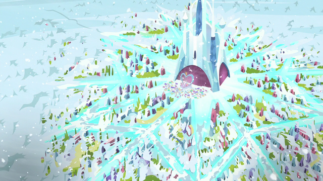 File:The Crystal Empire streets glow blue S6E2.png