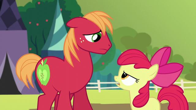 """File:Apple Bloom """"I should've just waited until the next Social"""" S5E17.png"""