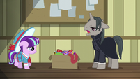 """Professor Flintheart """"spend your time learning"""" S6E8"""