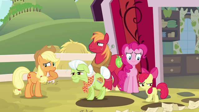 File:Apple family deep pondering S4E09.png