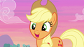 "Applejack ""it's gonna be a good day!"" S6E14.png"