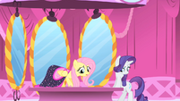 Rarity and Fluttershy disappointed S1E20