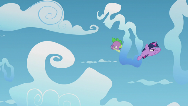 File:Twilight and Spike looking for Starlight S5E25.png