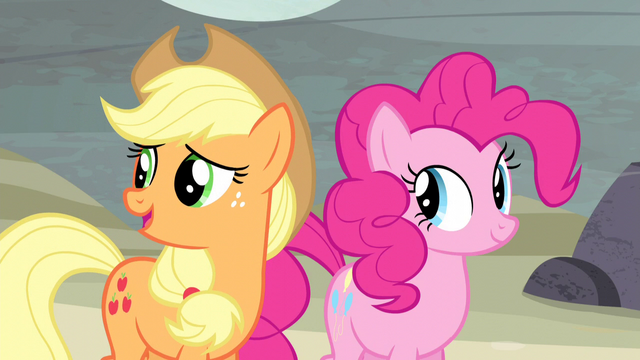 "File:Applejack ""the map did have a reason for sendin' us here"" S5E2.png"