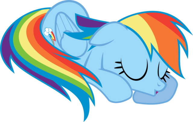 File:FANMADE Nap time rainbow dash by uxyd.png