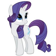 File:FANMADE Rarity looking.jpg