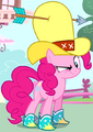 Pinkie Pie goof-off ID S4E12.png