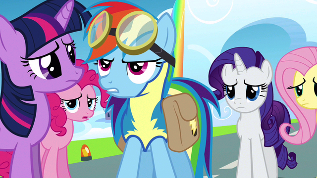 File:Rainbow Dash not anymore S3E7.png