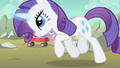 Rarity & Spike cool shot of single emotion S1E19.png