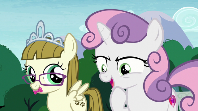 "File:Sweetie Belle ""I think I cracked this one"" S7E6.png"