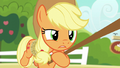 "Applejack ""what? of course!"" S6E10.png"