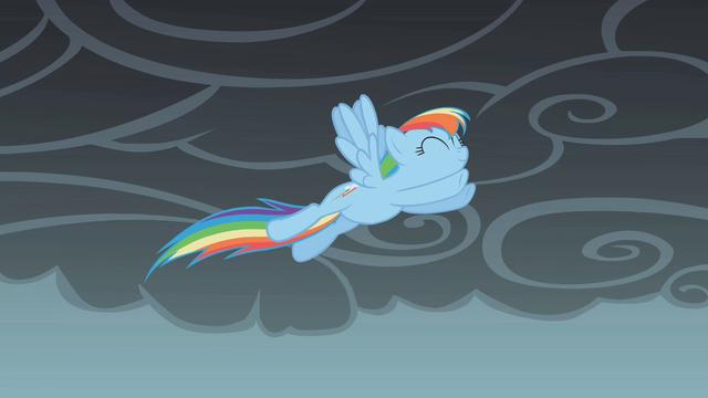 File:Rainbow Dash jumps through the air S1E07.png