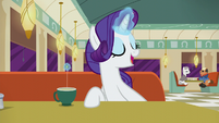 "Rarity ""He's a very pleasant landlord"" S6E9"