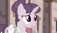 "Sugar Belle ""I'm not any better than anypony else"" S5E1"