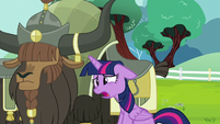 Twilight says Spike's name S5E11