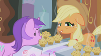 Amethyst Star gets a muffin S1E04
