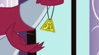 Tirek presents his medallion S4E26