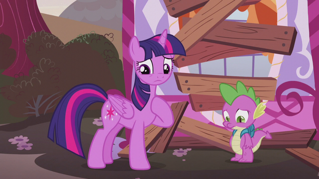File:Twilight and Spike in depressed spirits S5E25.png