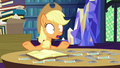 "Applejack ""how to make a pig do the backstroke"" S6E21.png"