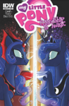 MLP Issue 19 Hot topic cover
