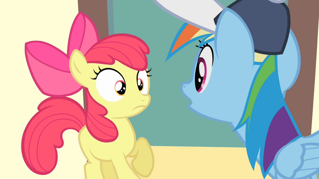 File:Rainbow Dash 'And then you tried to stop her...' S4E05.png