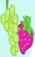 Ruby Splash cutie mark crop S4E8