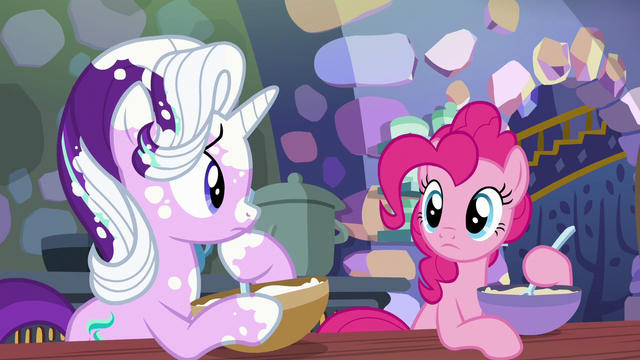 File:Starlight and Pinkie Pie look at each other S6E21.png