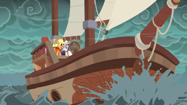 File:Ponies' ship sails the shaky waters S6E22.png