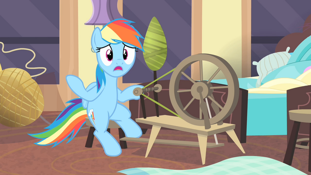 File:Rainbow 'We're supposed to be watching...' S4E08.png