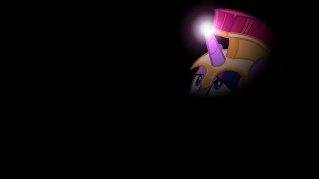 File:Twilight's horn illuminates the dark S5E21.png