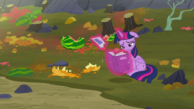 File:Twilight tears pages out of her portfolio S5E23.png